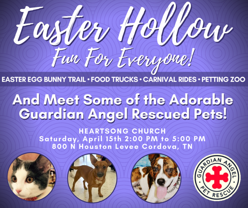 Easter Hollow at Heartsong Church | Fun For Everyone!